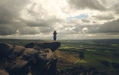 The Roaches (Luke_23) Tags: england green nature clouds canon nationalpark peakdistrict sigma explore 7d 1020mm theroaches explored