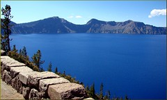 Crater Lake NP, OR, South Rim 8-28-13 (inkknife_2000 (7 million views +)) Tags: usa mountains oregon volcano craters peaks forests rockwall craterlakenationalpark dgrahamphoto northamericanationalparks southrimofcraterlake