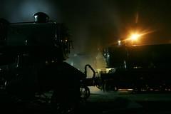 43106, 4936 Kinlet Hall and 34053 Sir Keith Park (LMSlad) Tags: park autumn hall railway keith severn valley sir gala bridgnorth 4936 34053 43106 kinlet