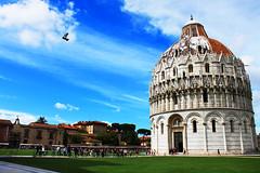 IMG_9678Ax (kanizfotolio) Tags: italy church architecture europe cathedral eu it pisa huge musuem baptistry piazzadelduomo