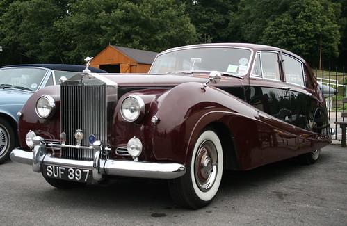 From flickr.com: 1956 Rolls-Royce Empress {MID-71325}