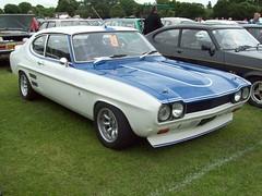 139 Ford Capri 2000GT (Modified) (1970) (robertknight16) Tags: ford capri german british 1970s