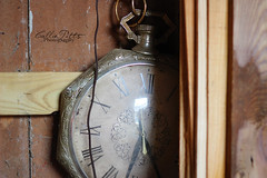 Dusty Old Clock (ArtsyTart) Tags: old dusty love clock barn trash vintage hands treasure time dirty dust ticktock greatfinds ifitcouldtalk artineverything