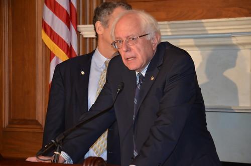 AFGE Activist Joins Senate Presser on Shutdown's Impact on Veterans' Services