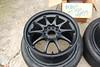 DSC_0415-2 (Blazedd) Tags: black color wheel stem wheels tire racing tires special valve stems rays volks rims 42 rs2 tyres matte tyre volk blk blazed hankook valvestem ce28n ce28 16x7 blazedd