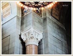 A Classical Corner (JDNEDream) Tags: corner nikon nebraska classical column ornate nikoncoolpix nebraskastatecapitol nikonp510 nikoncoolpixp510