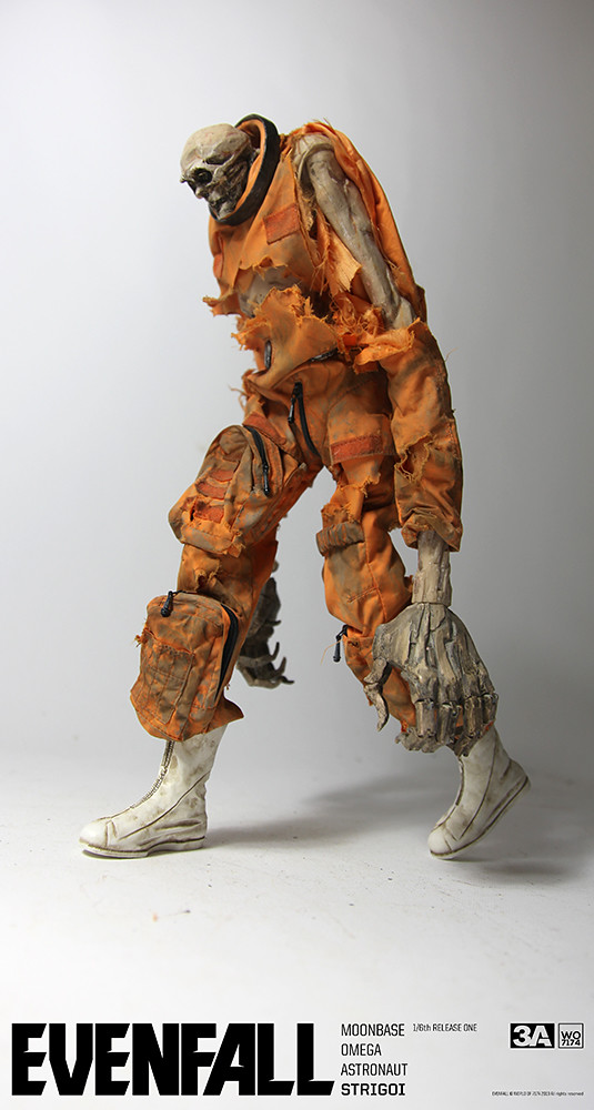 threeA 全新恐怖系列Evenfall:Moonbase Omega Personnel (Infected)