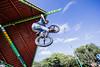 bikes in the air (Erick C.Orozco) Tags: costa bike jump air bicicleta rica salto barva