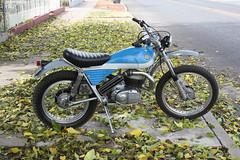 1971 Bultaco Alpina 250 (twm1340) Tags: 1971 alpina motorcycle 250 enduro bultaco
