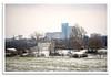 Town and Country (bogray) Tags: city skyline barn town bluegrass farm lexington ky country