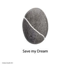 Save My Dream - Sogno n°10 (UBU ♛) Tags: mostra art water blu blues bleu dreams artisti migranti spaziotadini bluacqua ©ubu blutristezza unamusicaintesta blusolitudine landscapeinblues bluubu luciombreepiccolicristalli blusognoubu