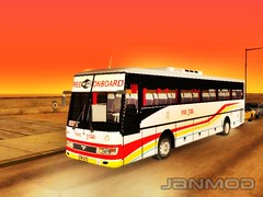 FiveStar GTA Bus Mod (JanStudio12) Tags: man bus by star mod san nissan diesel five board free andreas wifi gta cabanatuan fivestar on janjan 863 exfoh paganao janstudio12 janmod