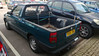 Reading, Berkshire - England (UK) (Mic V.) Tags: uk england green up car truck volkswagen reading britain united great kingdom pickup 1999 voiture sd german gb pick tuning berkshire wolfsburg abt caddy autohaus 19d t828obl