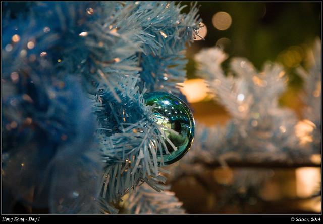 桃園機場的聖誕節氣氛