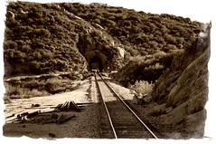 san diego campo railway  end of thr line 010514-8349 (sandiegoimages) Tags: california wild photography unitedstates sandiego gene railway images photographs campo maratimemuseum sandiegoandarizonarailway