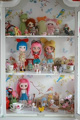 My dolly cupboard