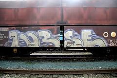 graffiti (wojofoto) Tags: amsterdam graffiti wojofoto train traingraffiti treingraffiti trein freighttraingraffiti cargotrain hotse nederland netherland holland wolfgangjosten
