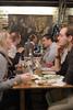 DSCF2910.jpg (DzmitryParul) Tags: people food germany restaurant couple frankfurt germans apfelwein applewine adolfwagner