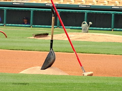 At the Baseball Game (Shaid Photography) Tags: stilllife brown color detail green art nature beautiful beauty field grass wow landscape photography amazing cool interesting perfect colorful pretty view baseball gorgeous awesome peaceful cybershot precious simplicity views stunning shovel relaxation incredible breathtaking perfection naturalart jawdropping ultrazoom dschx50v