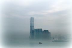 Misty Hong Kong - Explored #319 18 Feb, 2014 Thank you! (kyuen13) Tags: