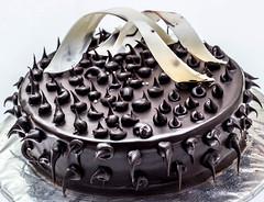 Chocolate delight (Pankaj Rokade) Tags: food cake photography chocolate maharashtra mumbai pankajrokade