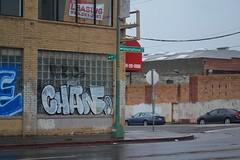 CHAN (NMG Productions) Tags: ca streetart graffiti oakland chan