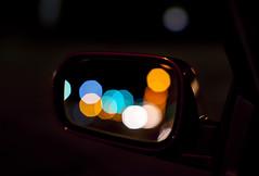 Night drive in Bokehville (Arutemu) Tags: road city car night canon driving bokeh ciudad nighttime citylights 夜景 車 ぼけ 夜 eos5d ボケ 夜光 bokehville 暈け 夜の光