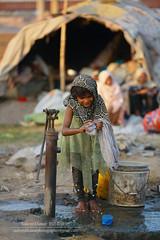 N_KH1988 (Nadeem Khawar.) Tags: pakistan kids poor ravi punjab slum inocent