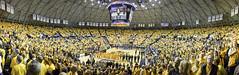Wichita State Game Panorama (JimBoots) Tags: