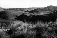 Dalla fonte della Jumenta (ItalianGraffiti) Tags: blackandwhite mountains nature monochrome landscape mono bn sibillini montisibillini