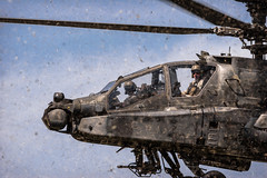 Apache Cockpit Closeup (Warren Parsons) Tags: army chopper apache aircraft aviation attack airshow helicopter entertainment armored hovering antitank longbow ah64 rotarywing