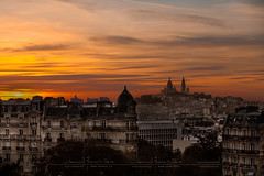 ICI c PARIS ('^_^ Damail Nobre ^_^') Tags: sunset paris france art canon french photo reflex photographie picture coucherdesoleil artiste photographe dfn damail francais