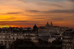ICI c PARIS ('^_^ Damail Nobre ^_^') Tags: sunset paris france art canon french photo reflex photographie picture coucherdesoleil artiste photographe dfn damail français