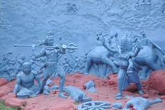 War between Lord Shiva and Lord Krishna (Dr. Saikia) Tags: travel usha india blood shiva krishna hindu assam mythology aniruddha hindumythology tezpur agnigarh lordbrahma cityofblood kingbanasura chitalekha