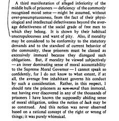 Brockway's description of Deficient of Slef-Control (SSAVE w/ over 2,500,000 views THX) Tags: 19thcentury prison prisoners inmates reformatory elmirany newyorkstatereformatory reformatoryforboys