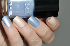 Chanel - Sky Line & Django (sansa-beauty) Tags: skyline more nailpolish chanel django vernis 485 chanelnailpolish nailswatch chanellevernis chanelskyline chanelswatch chaneldjango