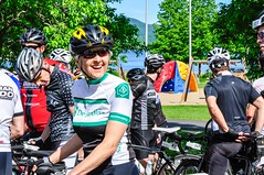 Cyclo_SanDonato_15-32 (Marian Spicer) Tags: road bike bicycle sport june race fun juin crowd route foule paysage success groupe vlo montagnes 125 trajet sandonato vnement comptition kilomtre nordet saintdonat cyclosportive russite lanaudire