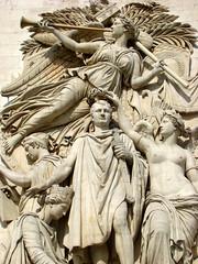 Arc de Triomphe (Gijlmar) Tags: paris france frankreich europa europe frana frankrijk prizs francia francie parijs pars parigi avrupa pary francja franciaorszg