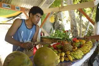 Seychelles: La Digue - Anse Source d'Argent