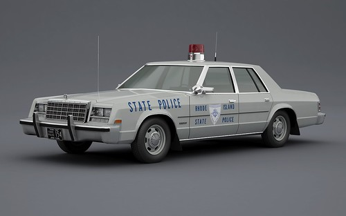 1979 Chrysler Newport Rhode Island State Police A Photo On Flickriver