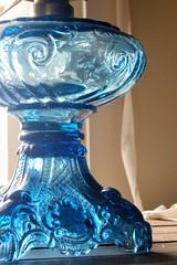 DSC_0054 (tribbles1971) Tags: kentucky generalbutlerstatepark butlerturpinhouse oillamp blue