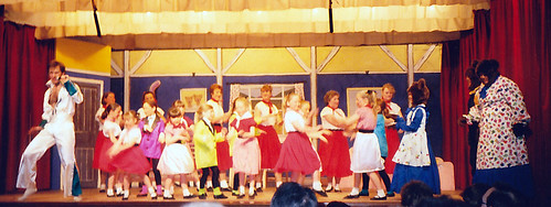1993 Goldilocks and the Three Bears 16