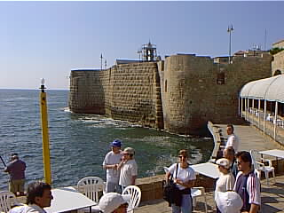 Sea Walls, Acre