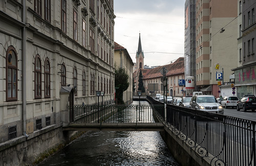 Graz waterflows