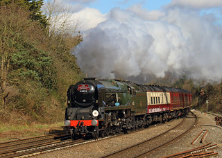 Sunshine & Steam at Southcote Junction