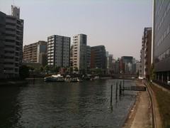 Tokyo, canales por todas partes. Un toque de Chicago :P