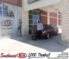 Southwest KIA of Rockwall would like to wish a Happy Birthday to Evelyn Ervin! (Southwest Kia Rockwall) Tags: new southwest car sedan truck wagon happy dallas texas tx used vehicles mesquite bday dfw kia van suv coupe rockwall dealership hatchback dealer customers minvan 4dr metroplex shouts 2dr preowned