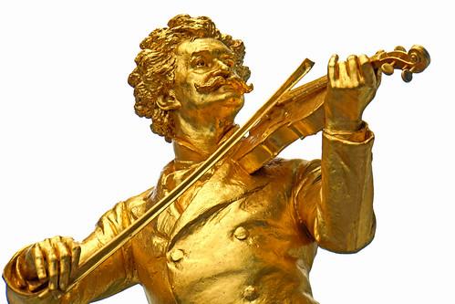 Austria-00303 - Johann Strauss II Up Close