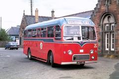 280673 Dingwall Highland MST801 (The KDH archive) Tags: highland 1973 dingwall aec