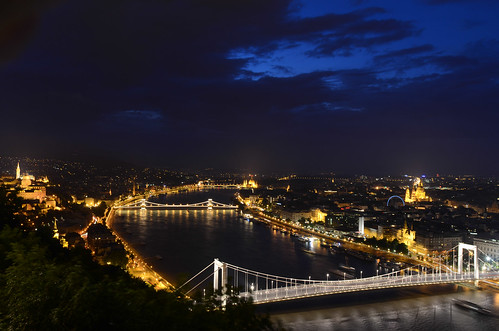 Budapest and It's Bridges